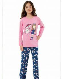 خرید لباس راحتی دخترانه ترک برند اوزکان ozkan 41871